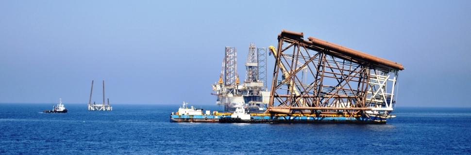 P4 بزرگترین سازه دریایی خاورمیانه نماد اراده ملی و عزم متخصصین ایرانی